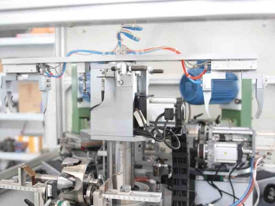 Machines de équilibrage automatiques de rotor de générateur