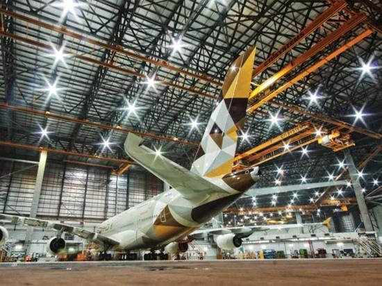 L'innovation décolle : BigRep et associé d'ingénierie d'Etihad Airways