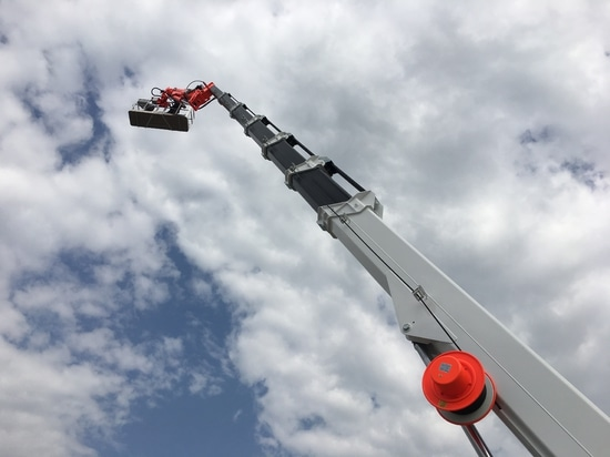 Palazzani XTJ 52, la plus haute araignée Palazzani, va en France