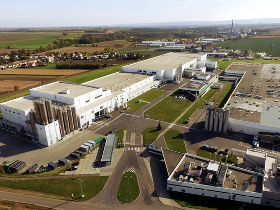 Expansion de la biscuiterie de Mondelez International, Opava, République Tchèque