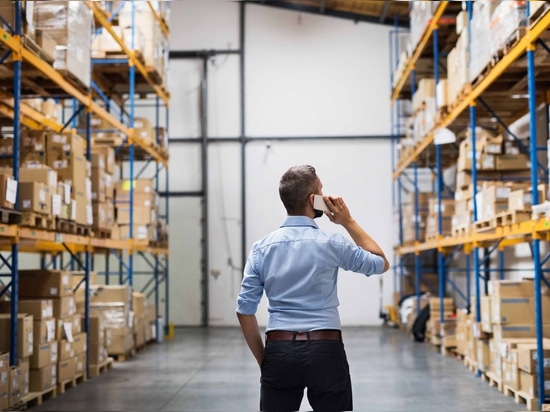 Automation et l'entrepôt de l'avenir