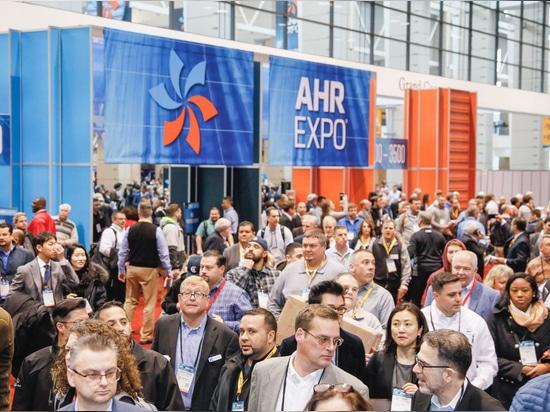 Retours d'expo d'AHR vers Atlanta en 2019