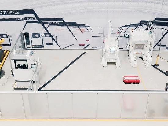 Le projet de NextGenAM lance le premier pilote Facility
