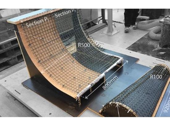 CANEVAS : La nouvelle méthode de 3D imprimant des utilisations concrètes engrènent pour créer les structures légères