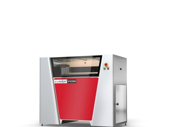 Voxeljet ajoute de nouveaux matériaux au HSS imprimant le dossier