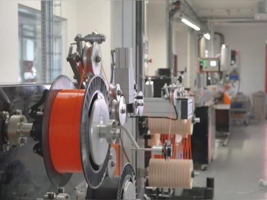 La recherche de Prusa apporte la production de matériaux sur place avec le filament de Prusament
