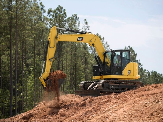 Caterpillar Nouvelle Génération 7 - aux excavatrices de 10 tonnes