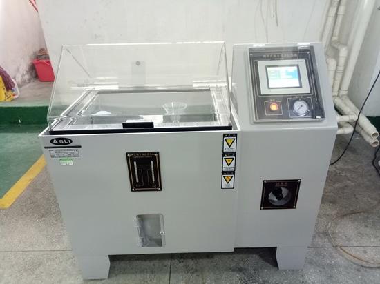 Le sel pulvérisent l'appareil de contrôle 108 litres avec l'écran tactile