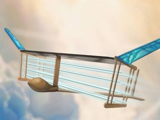 L'avion léger révolutionnaire emploie le vent ionique pour actionner son vol