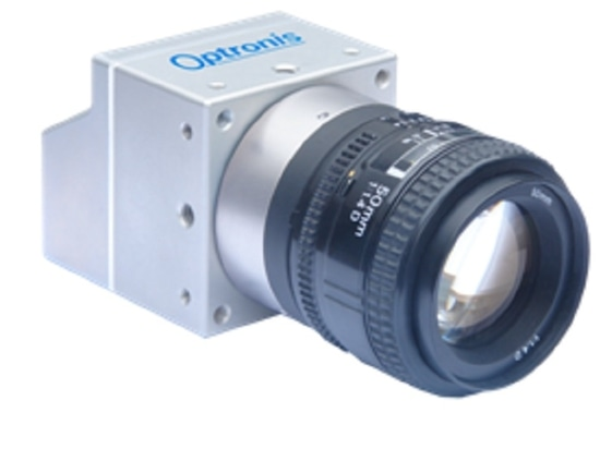 Courses de caméra à 50 Gb/s