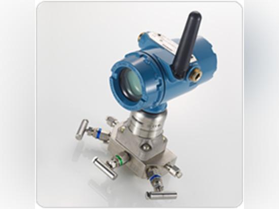 Transmetteur de pression coplanaire sans fil de Rosemount 3051S.