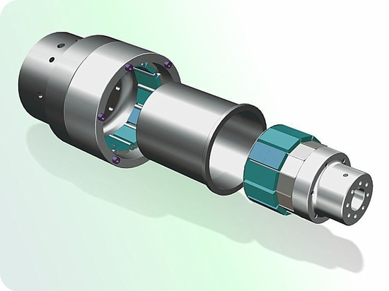 Accouplements magnétiques pour la transmission mécanique