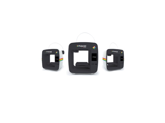 Le polaroïd dévoile l'imprimante de PlaySmart 3D à CES 2019
