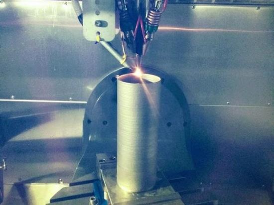 Additec libère l'imprimante de bureau en métal 3D d'uPrinter