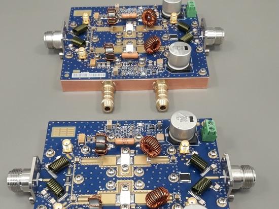 Ensemble complet de l'amplificateur de puissance de rf à ISM 27MHz pour le chauffage industriel