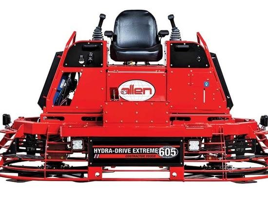 Allen Engineering HDX605 Tour-sur la truelle