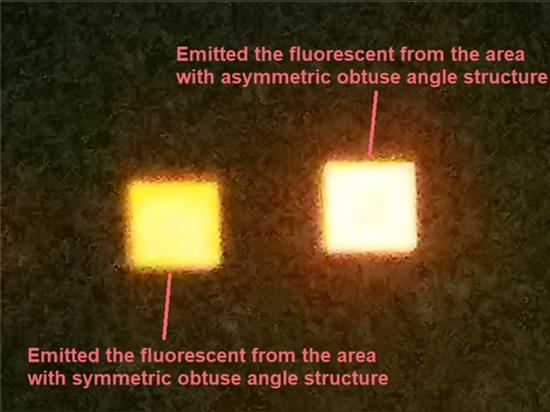 Aides d'impression de Nanoscale 3D indiquer comment la surface inspirée par la luciole peut amplifier l'efficacité de LED