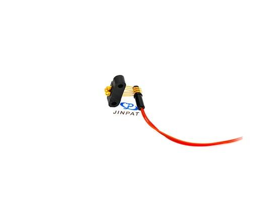 Utilisation des bagues coulissantes de JINPAT dans l'appareil de photographie aérienne d'UAV
