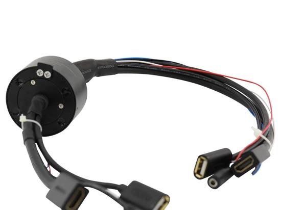 Bague collectrice de HDMI/3G-SDI