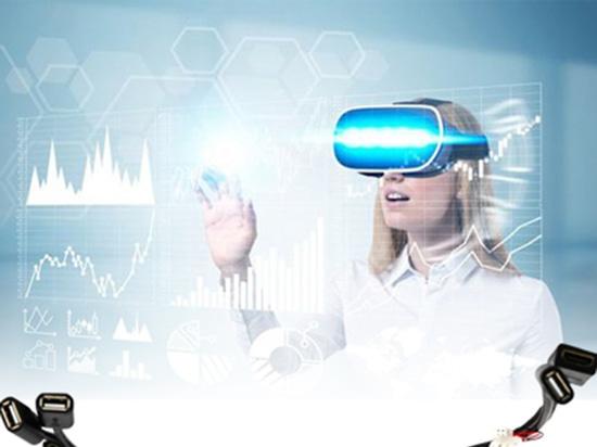 Bague collectrice de VR