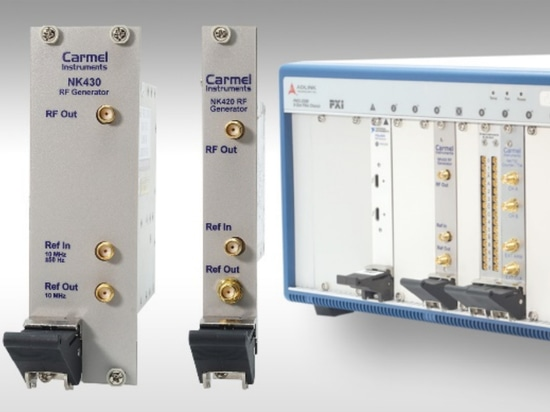 Synthétiseurs de fréquence générant 250 MHz à 32 GHz