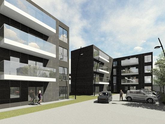 Les conseils londoniens signent un accord d'offre de logements modulaires