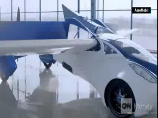 Vous pouvez posséder une voiture de vol d'ici 2017
