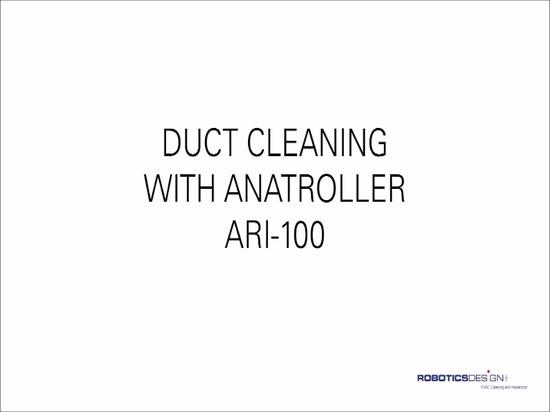 Le ARI-100 de ANATROLLERMC