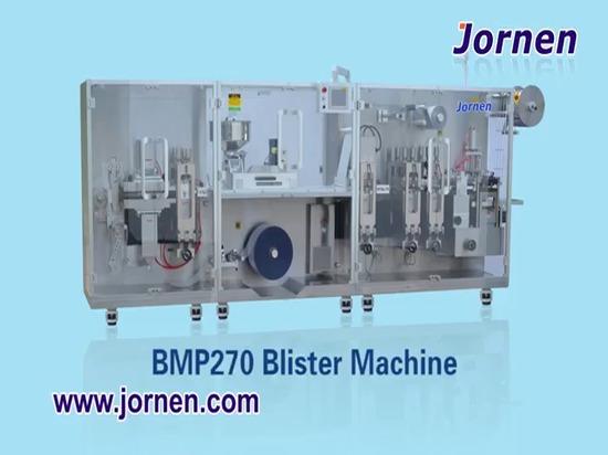 Machine BMP270 de boursouflure
