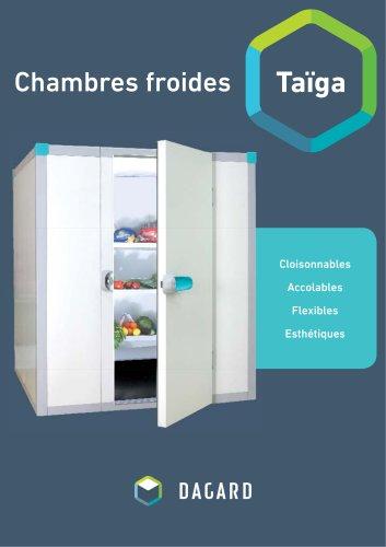 Taïga - DAGARD - Catalogue PDF   Documentation technique   Brochure