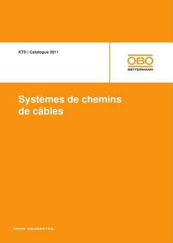 KTS Systèmes de support de câbles