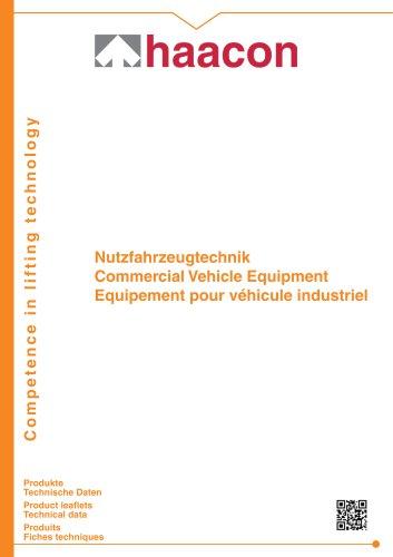 Technique de véhicules industriels