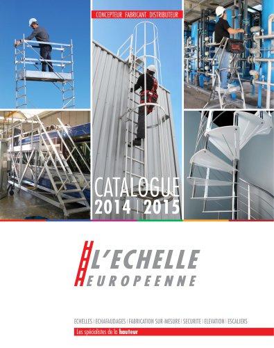 Catalogue général 2014-2015