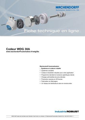 Codeur WDG 30A