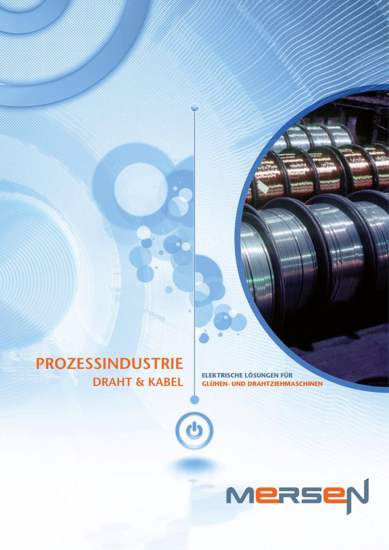 Elektrische Lösungen für Glühen- und Drahtziehmaschinen - Mersen ...