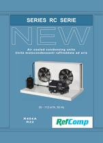 Catalogue Moto-condensing units RC series
