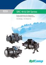 Catalogue - SERIES SRC-W &amp; SW