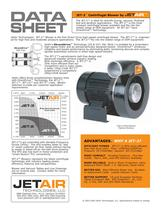 JET-2 Centrifugal Blower by JETAIR