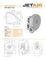 JET-Radial Blower GR-100