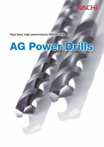 AG power drill