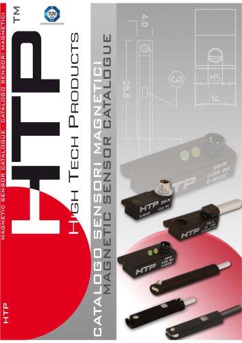 Catalogue Capteurs Magnétiques