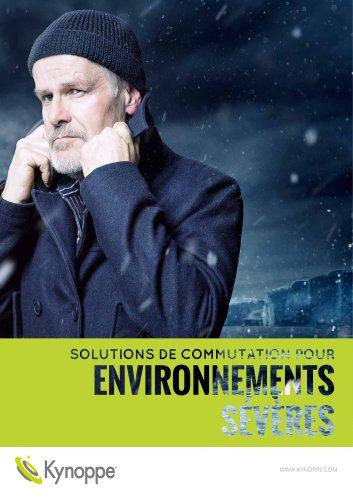 Solution de commutation pour environnements sévères
