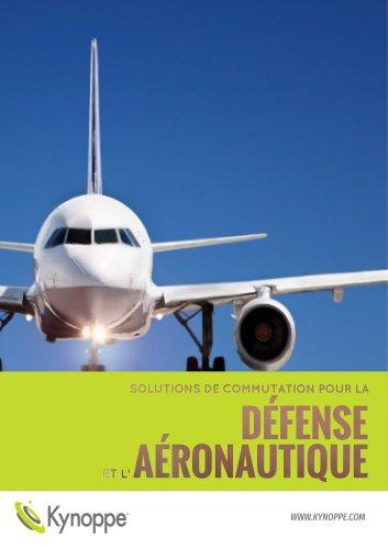 Solutions de commutation pour l'aéronautique