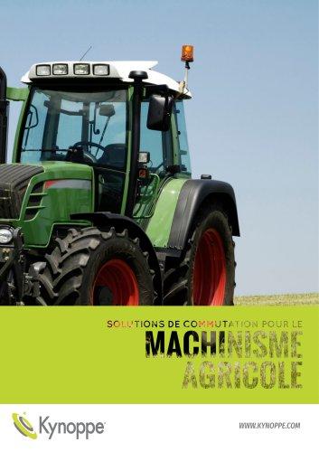 Solutions de commutation pour le machinisme agricole