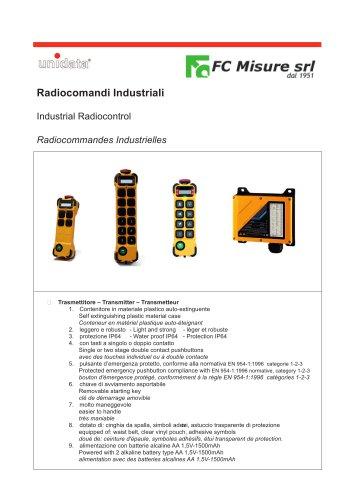 Industrial Remote Controls