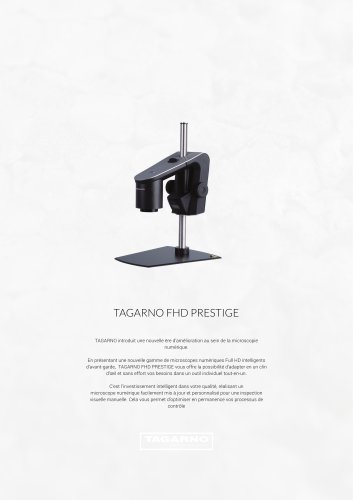 TAGARNO FHD PRESTIGE digital camera microscope Electronics