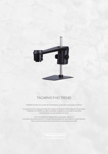 TAGARNO FHD TREND digital camera microscope Electronics