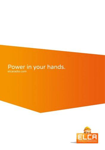 CATALOGUE GÉNÉRAL Power in your hands