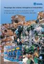 Installation des granulés des ordures ménagères