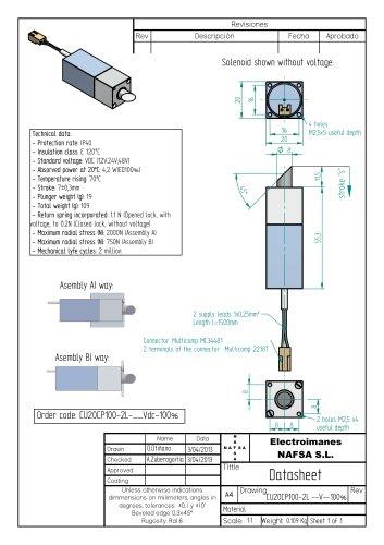 CU20CP100-2L